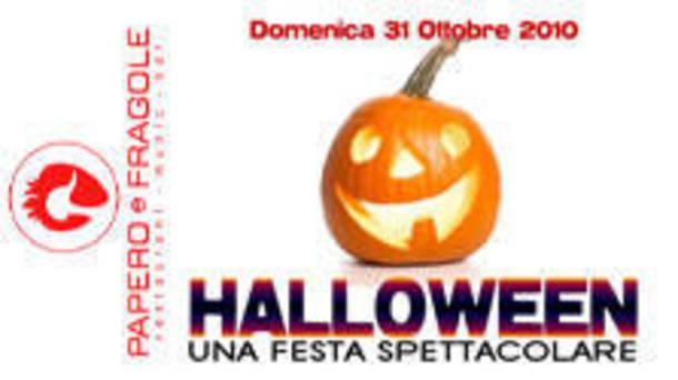Papero & Fragole presents: Halloween 2010, una festa spettacolare