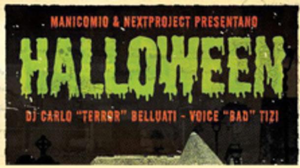 Halloween 2012 @ Manicomio, Borgo Wuhrer