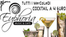 Tutti i Cocktails a 4 euro all'Euphoria Music & Cafè