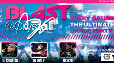 Crystall Blast, The Best Of Hip Hop + R'n'b + Trap @ discoteca Crystall le Club