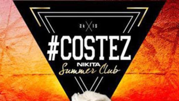 Estivo 2015 Costez @ Nikita Summer Club